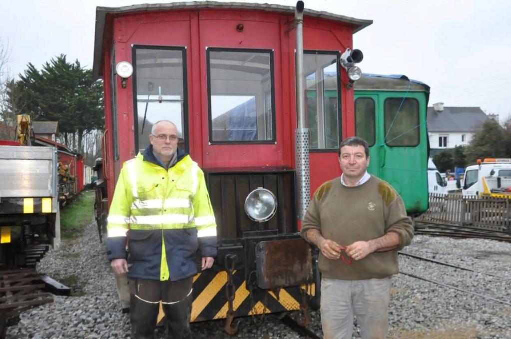 Bon-Repos-sur-Blavet. Le train siffle de nouveau dans la vallée du Blavet Bon_re10