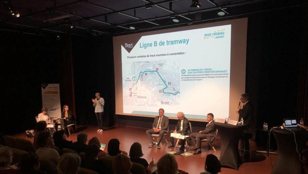 Brest - projet 2e ligne de tram + ligne BHNS Brest_26