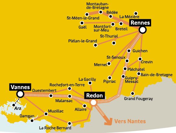 Comités de ligne Brocéliande Vilaine Golfe du Morbihan Bretag12