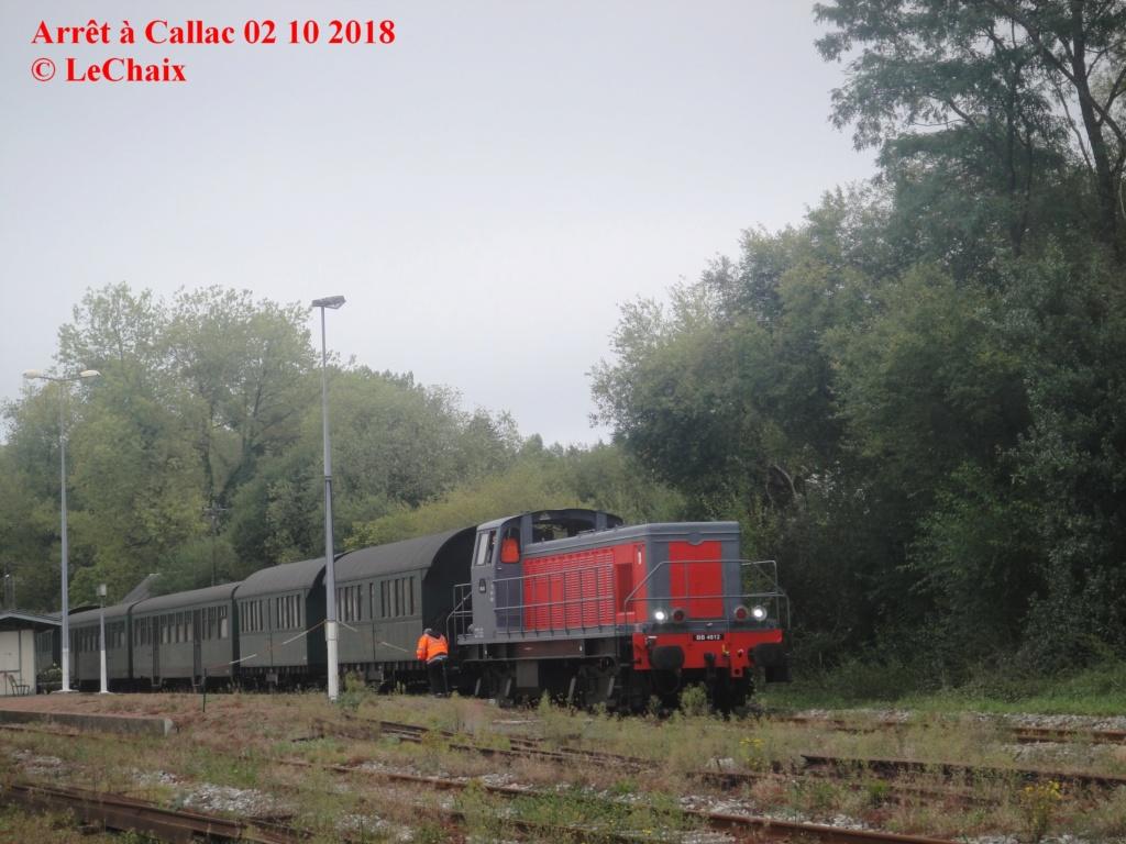 Fin de saison de la Vapeur du Trieux Callac13