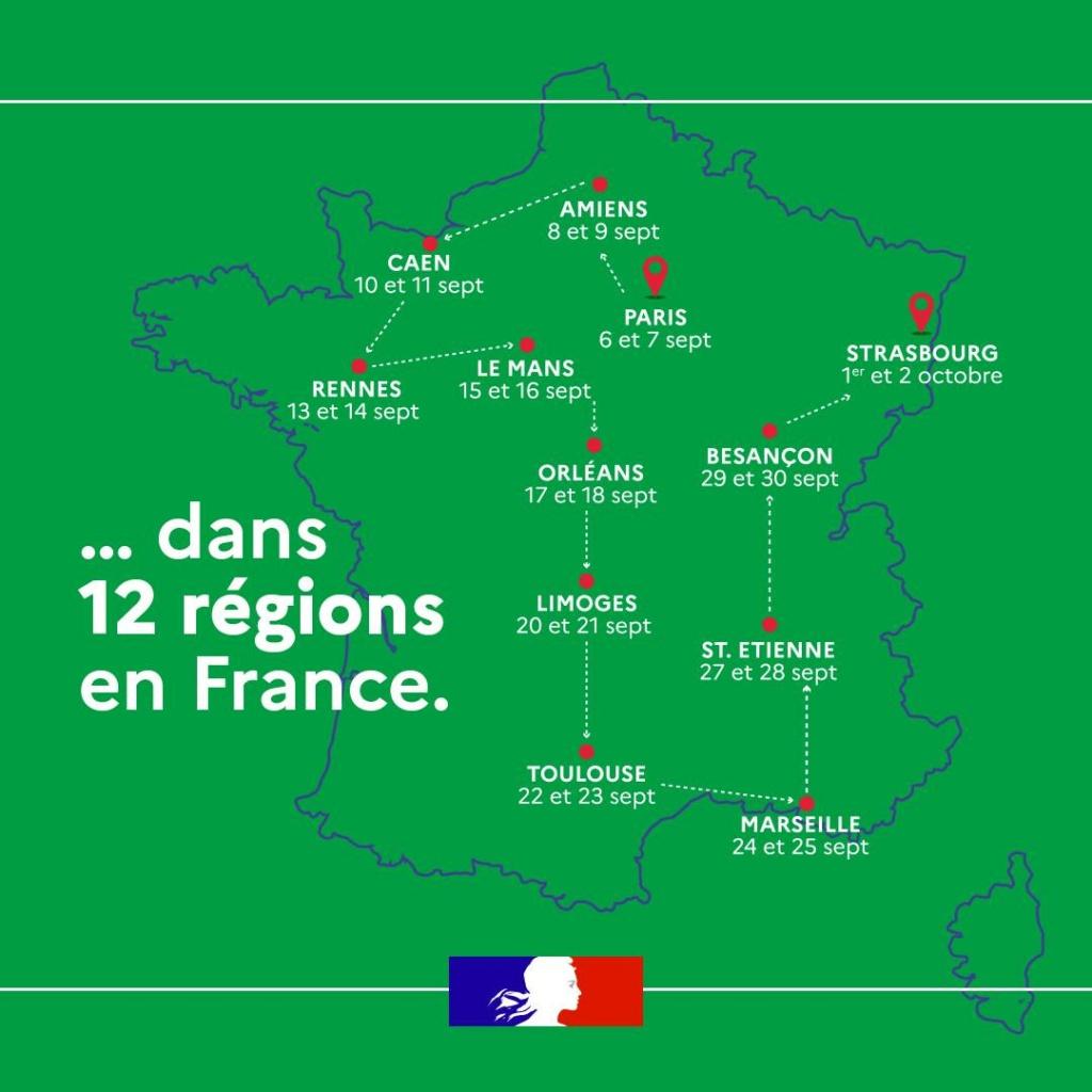 Rennes 13 & 14 sept 2021 train expo France Relance Carte_11