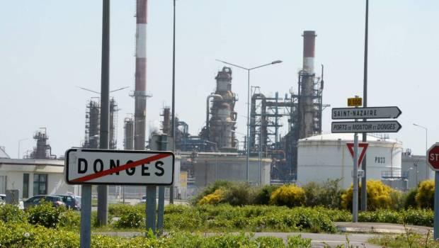Contournement de la raffinerie de Donges Contou10