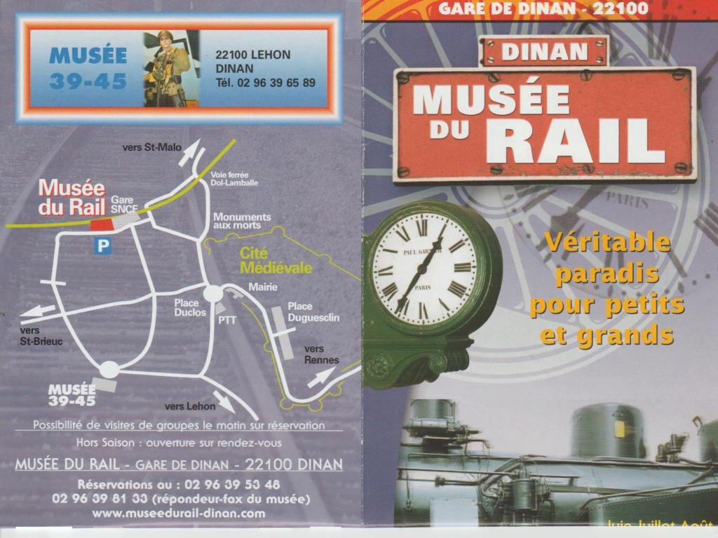 Dinan. Le Musée du rail est sur la bonne voie Dinan_13