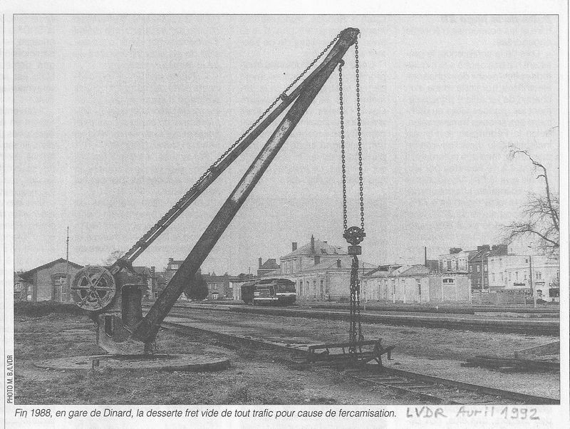 Ligne de Dinan (22) à Dinard (35) Dinard12