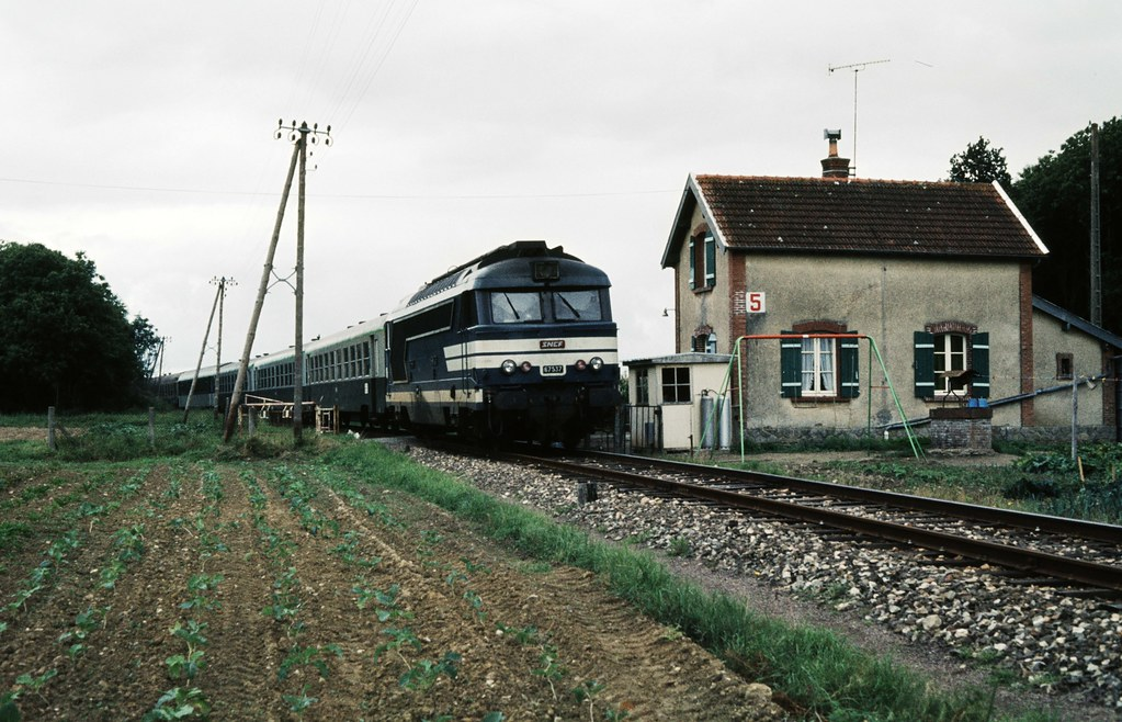 Ligne de Dinan (22) à Dinard (35) Dinard14