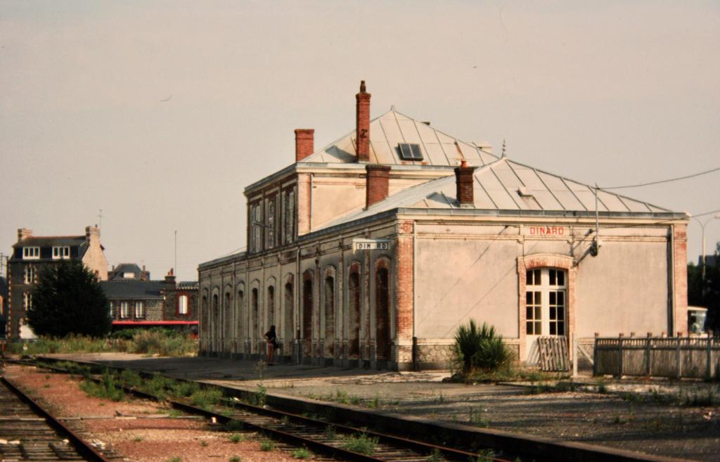 Ligne de Dinan (22) à Dinard (35) Dinard15