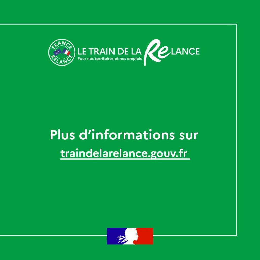 Rennes 13 & 14 sept 2021 train expo France Relance France10
