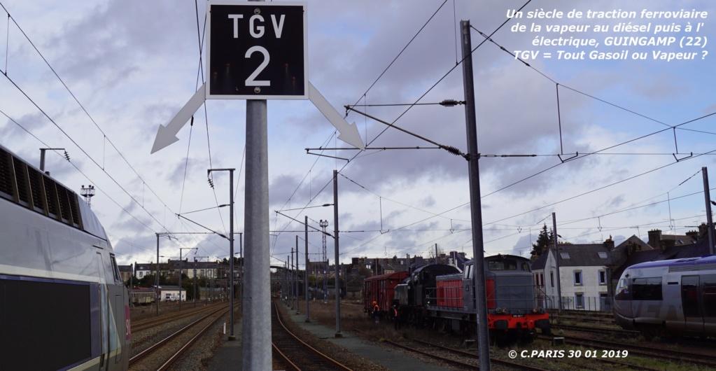 Carhaix. La machine à vapeur BB 141 TB 424  est à la CFTA Guinga15