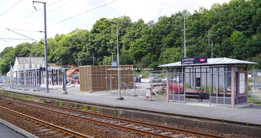 Landivisiau nouvel abri voyageurs en construction Landi_29