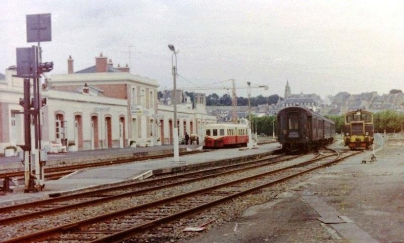 Lannion en août 1975 Lannio15