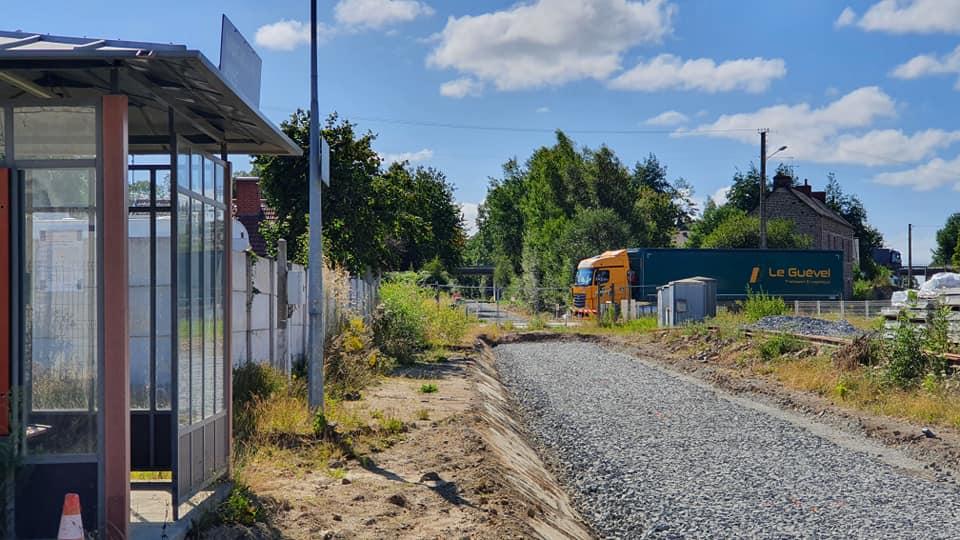 Il n'y aura plus de trains entre Dol et Dinan pendant un an Miniac10