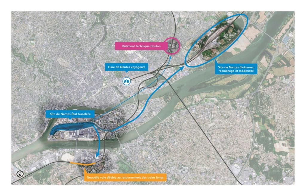 Transfert des activités du site de Nantes Etat vers Nantes Blottereau enquête publique Nantes11