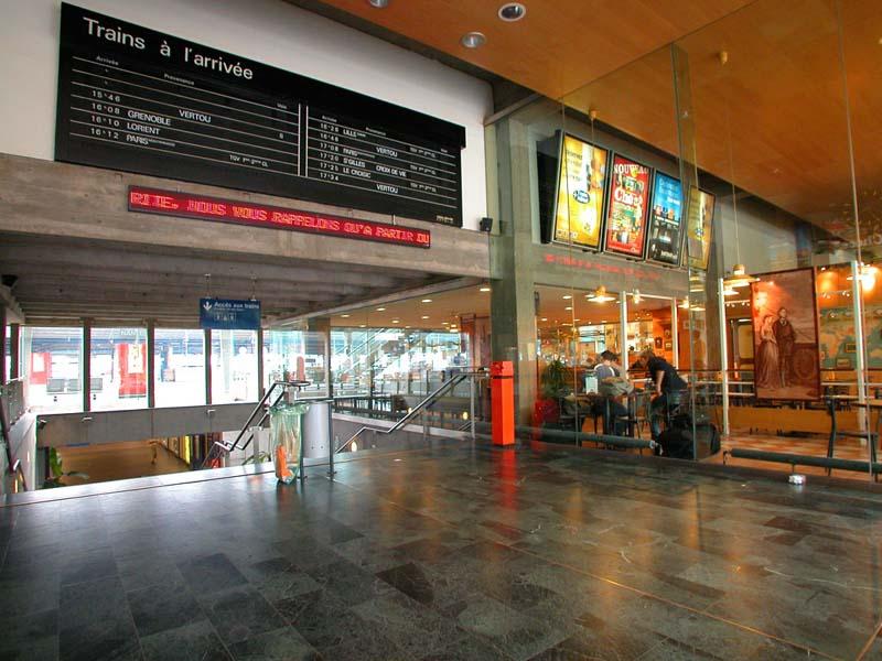 Gare de Nantes (PK 430,4) Nantes35