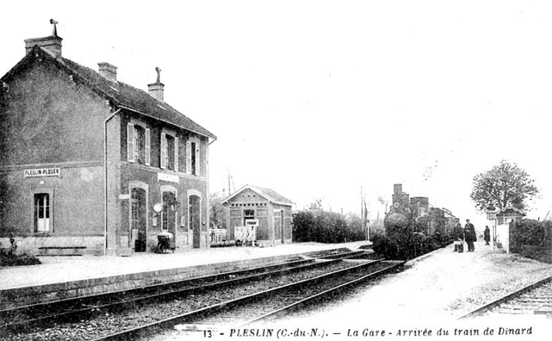 Ligne de Dinan (22) à Dinard (35) Plesli10
