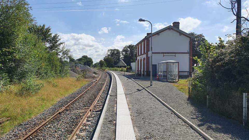 Il n'y aura plus de trains entre Dol et Dinan pendant un an Pleudi10