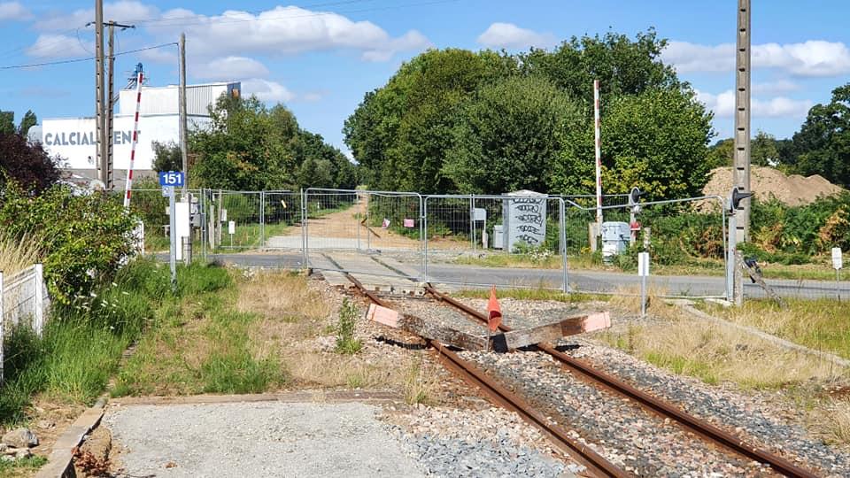 Il n'y aura plus de trains entre Dol et Dinan pendant un an Pleudi11