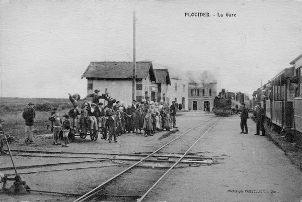 Landerneau - Lesneven -  Plouider - Plounéour-Trez - Brignogan  Plouid10