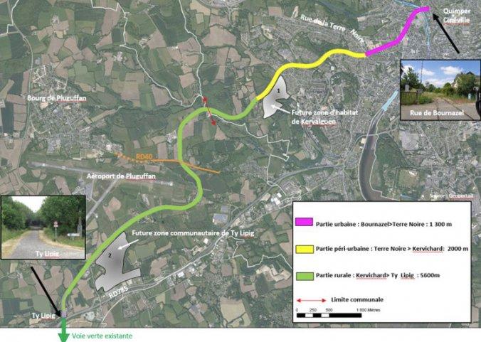 Une voie verte sur l'ancienne ligne Quimper-Pluguffan ? Quimpe26