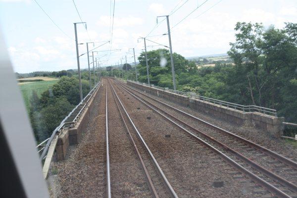 Quimper-Landerneau. Attention aux trains qui préparent la reprise du trafic Rail_s11