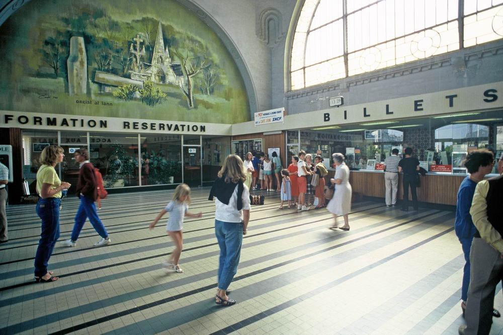 Brest - rénovation du hall Saint_10