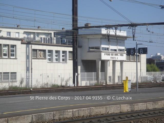 Tours -Saint Pierre des Corps : deux études lancées Spico10