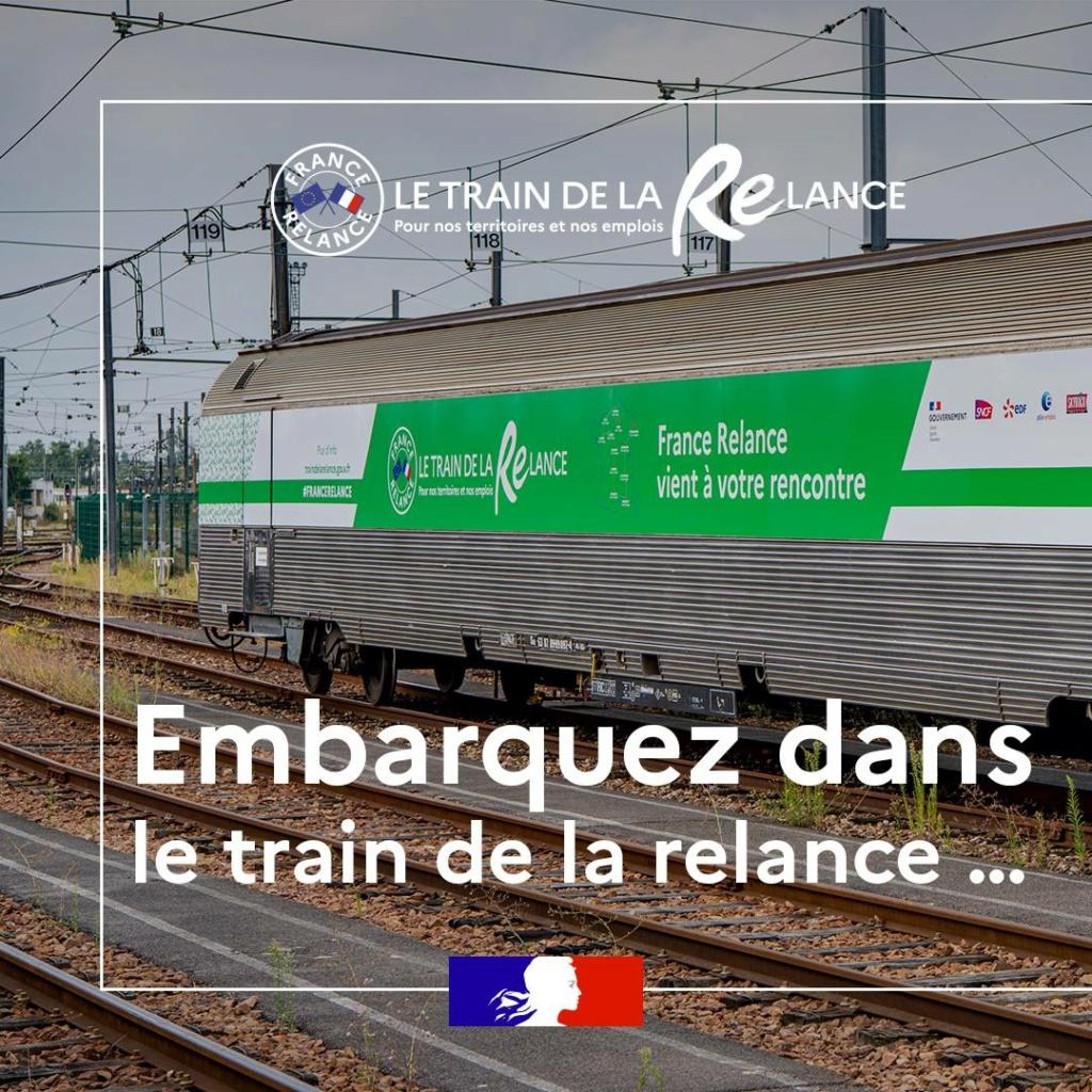 Rennes 13 & 14 sept 2021 train expo France Relance Train_29