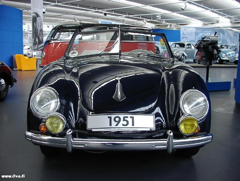 Volkswagen Type 3 Notchback Museum10