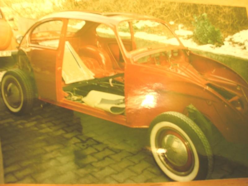 Volkswagen Coccinelle Standard de 1967 Pict0230
