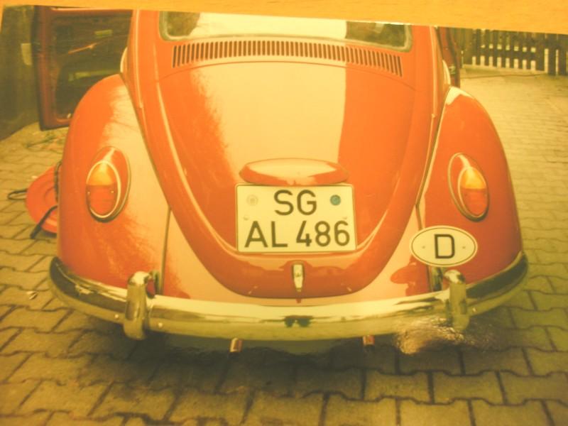 Volkswagen Coccinelle Standard de 1967 Pict0234