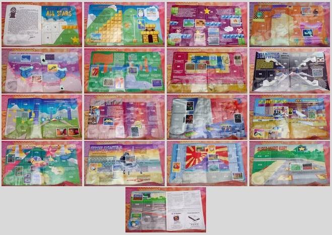 Collections d'albums d'images Panini et autres éditeurs 10-03-10