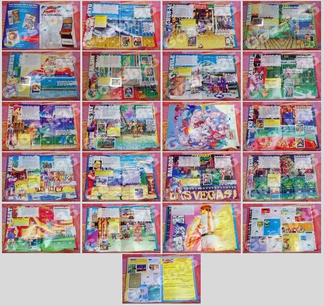 Collections d'albums d'images Panini et autres éditeurs 10-03-12