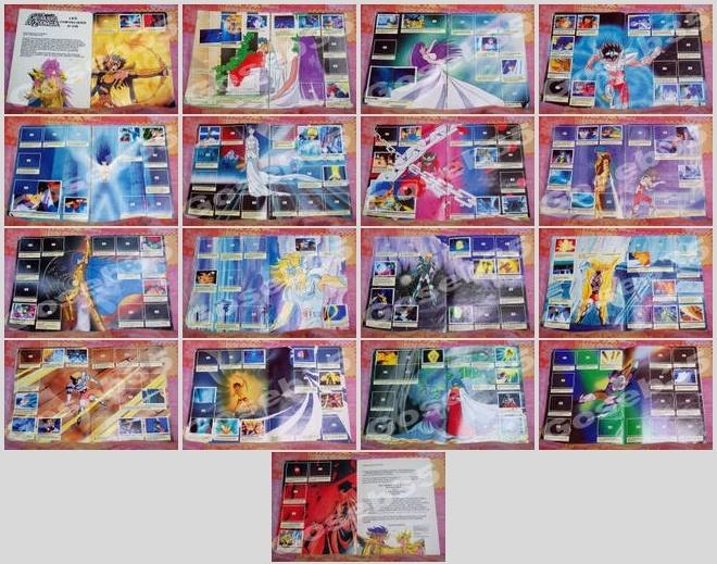 Collections d'albums d'images Panini et autres éditeurs 10-03-13