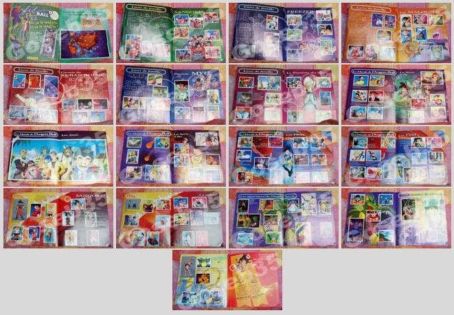 Collections d'albums d'images Panini et autres éditeurs 10-03-15
