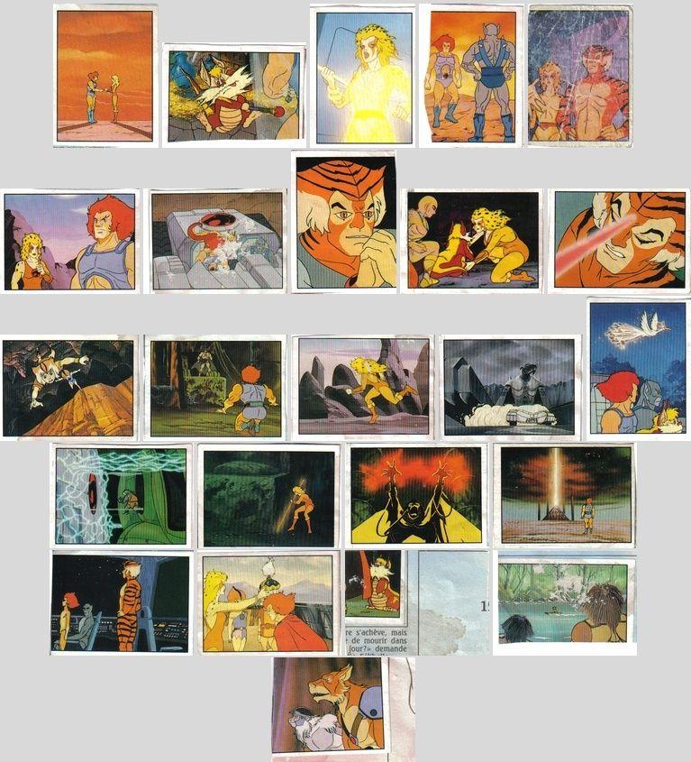 Collections d'albums d'images Panini et autres éditeurs 10-03-17