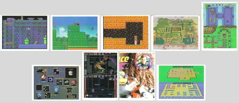 Collections d'albums d'images Panini et autres éditeurs 10-03-18
