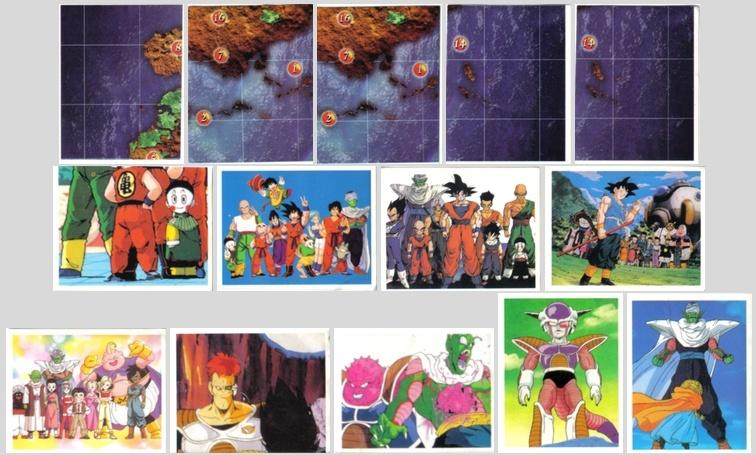 Collections d'albums d'images Panini et autres éditeurs Db_alb10