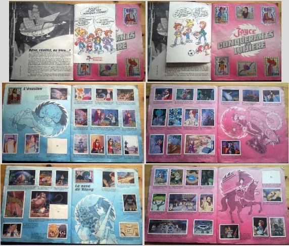 Collections d'albums d'images Panini et autres éditeurs Jayc_a10