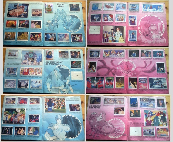 Collections d'albums d'images Panini et autres éditeurs Jayc_a11