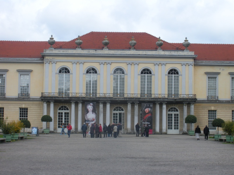 Le château de Charlottenburg (Berlin) Berlin42