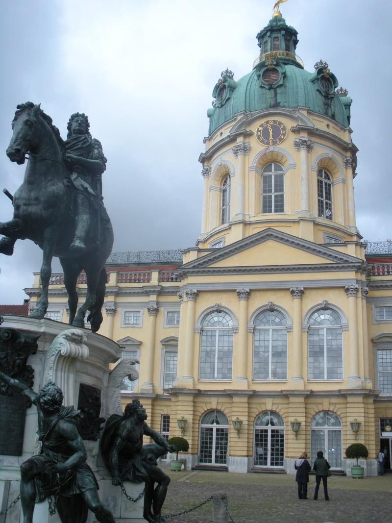 Le château de Charlottenburg (Berlin) Berlin43