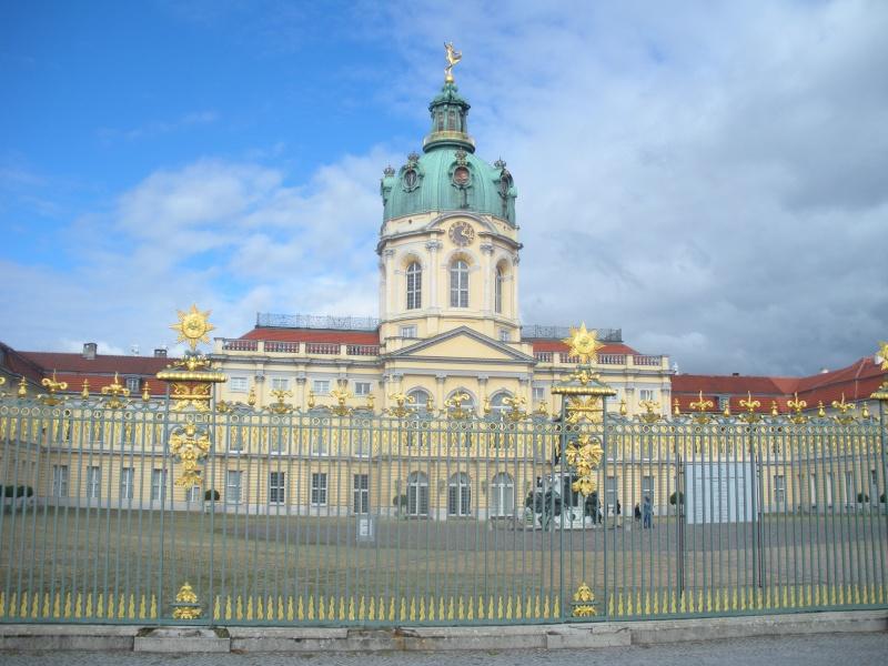 Le château de Charlottenburg (Berlin) Berlin72