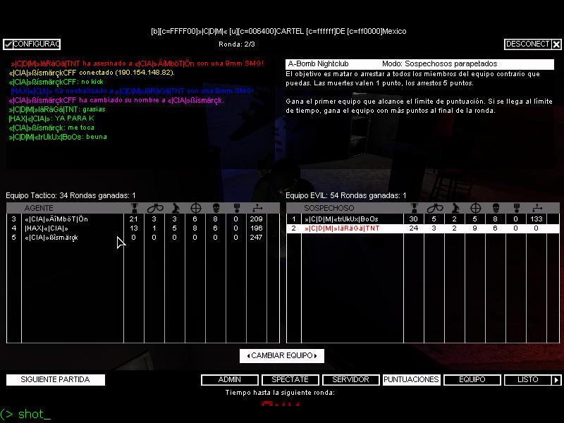 »|C|D|M|« vs «CIA» 2 00000010