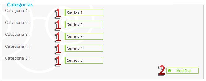 [FAQ] Como criar e gerir os Smileys Smiley11