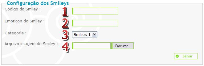 [FAQ] Como criar e gerir os Smileys Smiley13