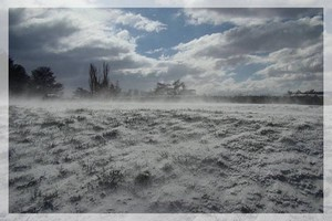 Sinion - Le Désert Enneigé Neige11