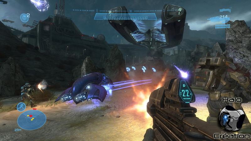 Campagne de Halo Reach (Coop/Niveaux/Soluce/Campaign/Solo/Ending/Mission/Combat Spatial/Durée de Vie/Guide/Coopération/Offline/Espace/Space/Battle) - Page 17 Reach_95