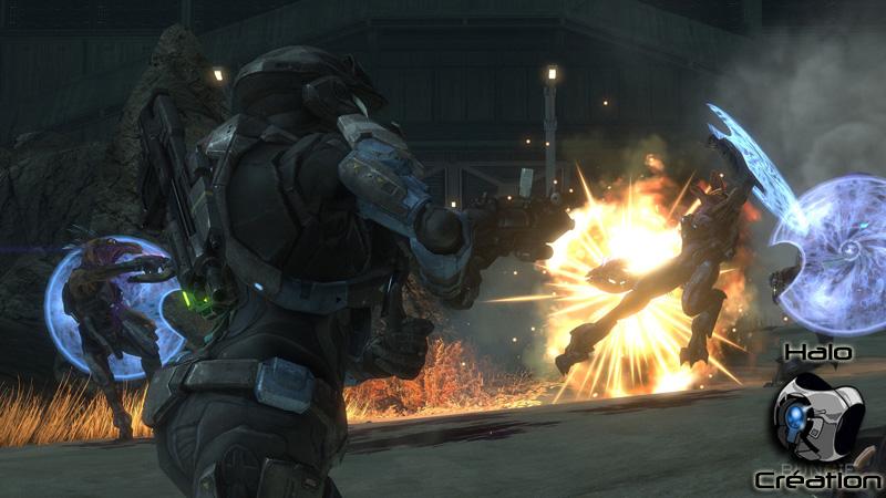 Campagne de Halo Reach (Coop/Niveaux/Soluce/Campaign/Solo/Ending/Mission/Combat Spatial/Durée de Vie/Guide/Coopération/Offline/Espace/Space/Battle) - Page 17 Reach_97