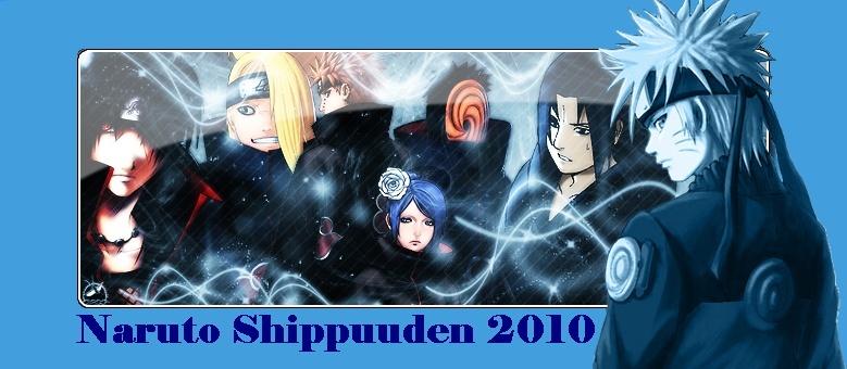 Naruto Shippuuden 2010