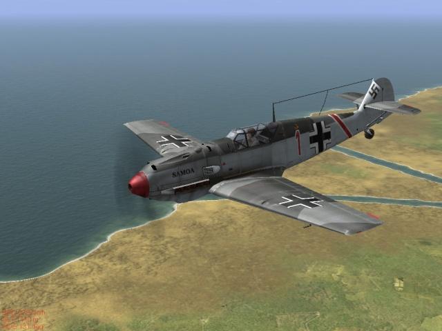 Más Skins Bf 109 E 1 Framm10