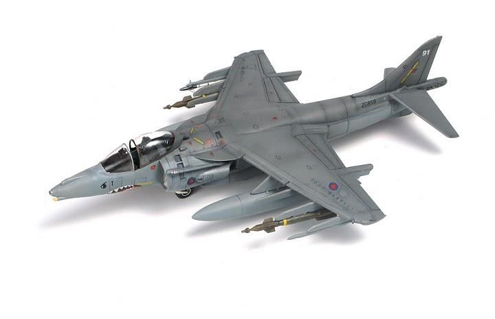 A-4 F de Hasegawa au 1/48e Thomas12